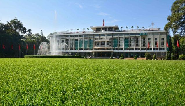 Kết quả hình ảnh cho Independence Palace