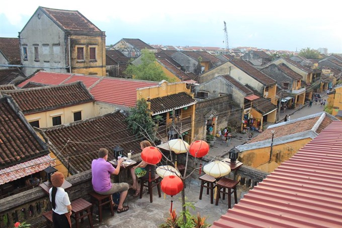 Drink Coffee In hoi an