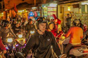 Using Motorbikes in Vietnam