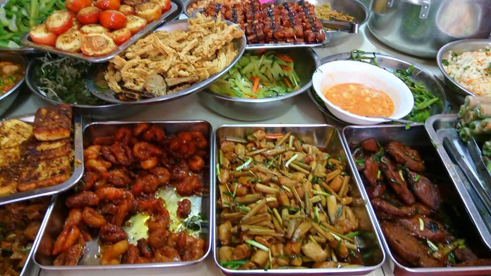 Khanh Ly Vegetarian Restaurant Phu Quoc