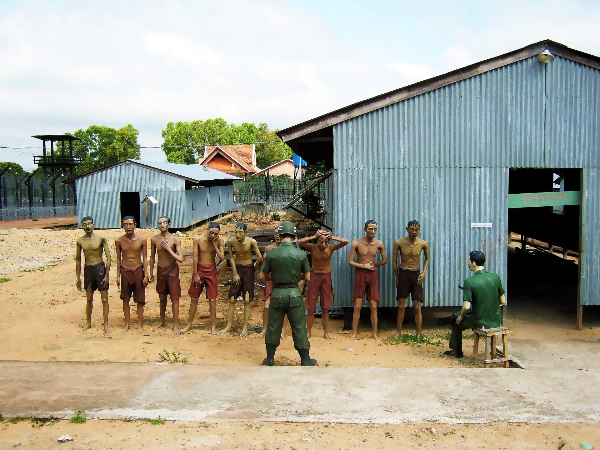 Visiting Phu Quoc Prison